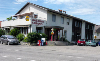 Hotel Restaurant Gasthof Strand in Vinez