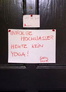 Heiue kein Yoga
